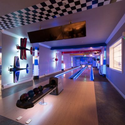 Aviation Alley - A Private Bowling Alley